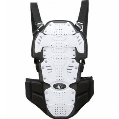Защита спины MadBull Extreme White